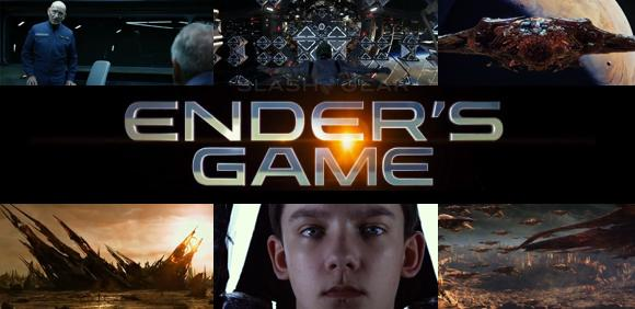Ender's Game trailer wrap-up: a new vision for a sci-fi classic