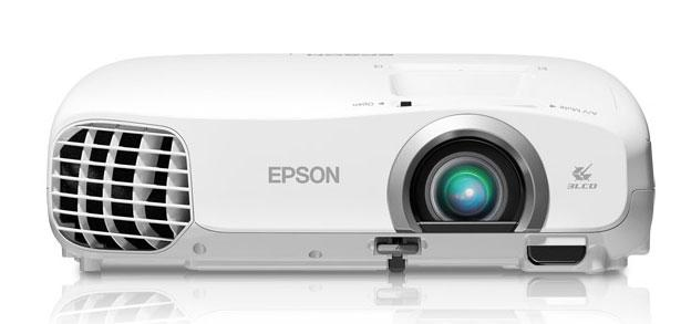 Epson PowerLite Home Cinema 2030 projector offers 1080p and 3-D capability