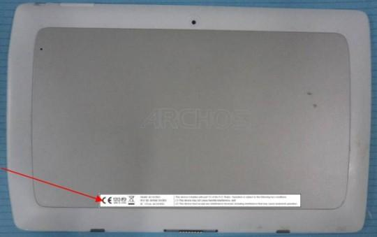 Archos 101 XS 2 tablet revealed in FCC filing