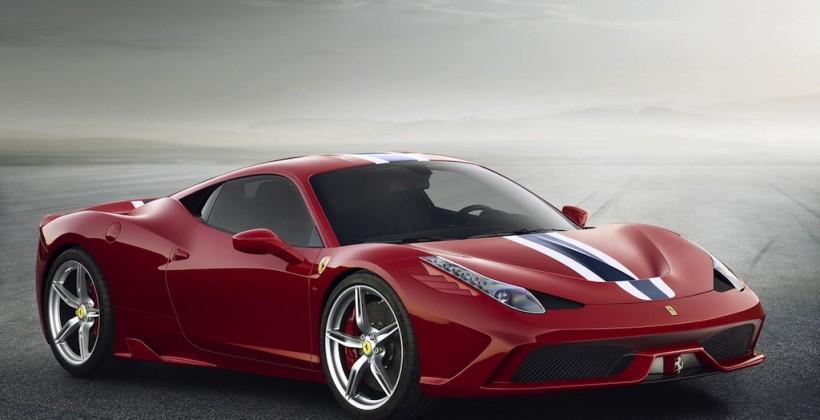 Ferrari 458 Speciale teases record-setting power density