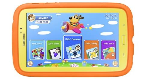 Samsung Galaxy Tab 3 Kids takes child-friendly tablets mainstream