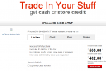 iPhone 5S shows up on Gamestop's website with trade-in pricing