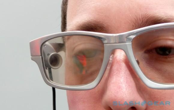 GlassUP wearable display gets new release date