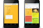 Google Keep notifications and Now integration added