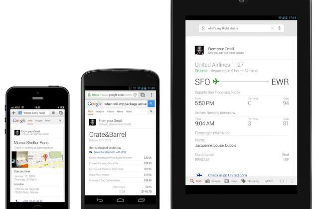 """Google """"My Answers"""" brings Google Now personalized results to search"""