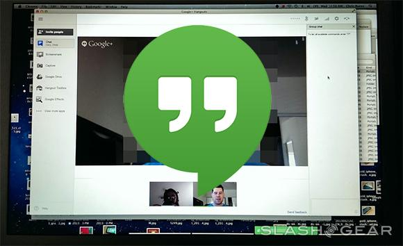 Google Hangouts go HD with VP8 switch [UPDATE]