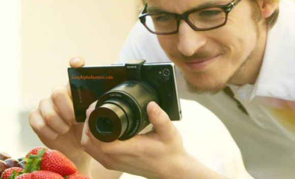 Sony Lens Cameras QX10 and QX100 manuals leak in hardware detail
