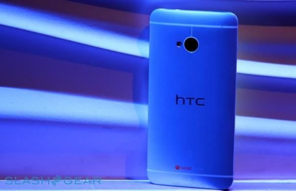 Verizon HTC One officially arriving next week