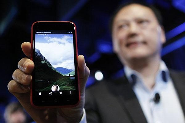 HTC at Work on Smartphone OS Targeting China