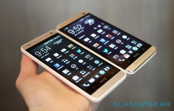 HTC One Max toys with fingerprint sensor in leaked images