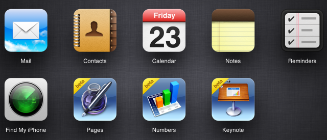 iWork for iCloud beta testing now open for public