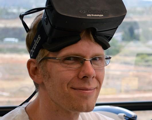 Oculus hires Doom and Quake creator John Carmack as CTO