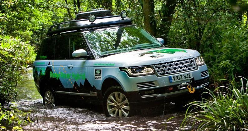 Range Rover Hybrid and Sport Hybrid SUV models unveiled