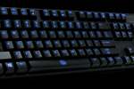 POSEIDON Illuminated mechanical gaming keyboard to launch this month