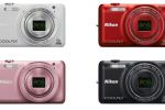 Nikon Coolpix S6600 compact shooter is first in series with hinged LCD