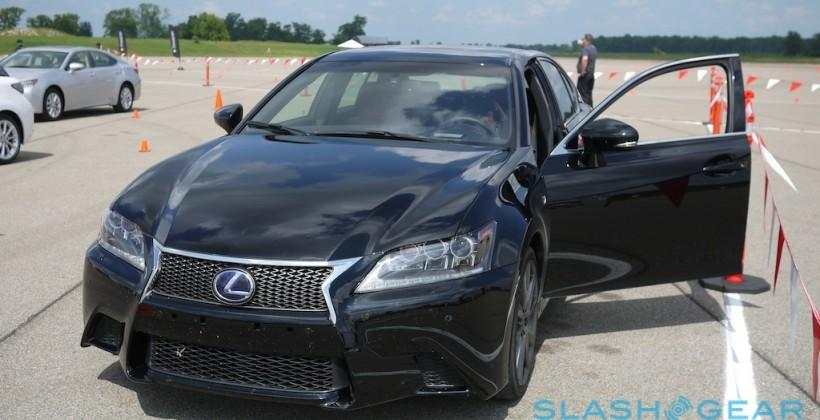 Lexus Gs450h F Sport The Best Hybrid Toyota Won T You
