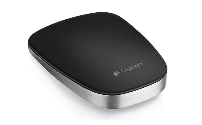 Logitech Unveils Ultrathin Touch Mouse T630/631