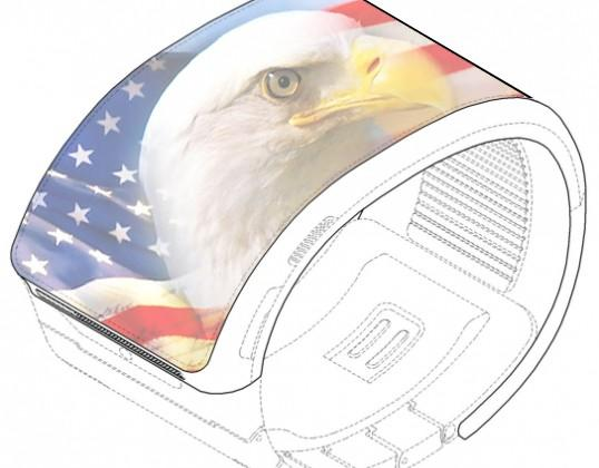Samsung Galaxy Gear smartwatch: Made in America?