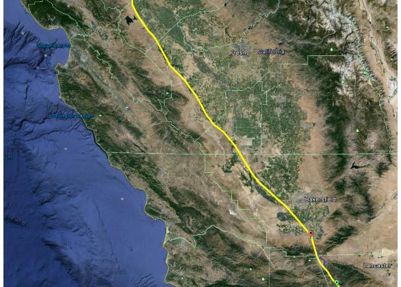 Hyperloop Alpha: Elon Musks' high-speed train begins its journey in detail