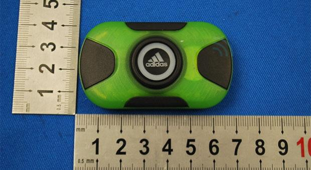 Adidas miCoach X_Cell shown off at FCC