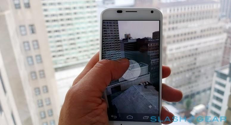 The Moto X's camera actually supports Ultra HD (you just can't use it)