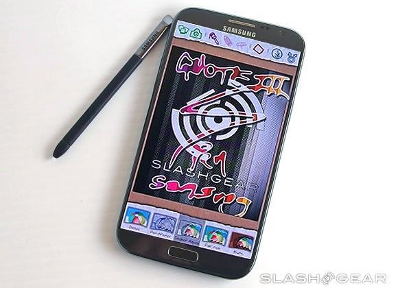 Samsung Galaxy Note III vs Galaxy Note II specifications war: very unofficial