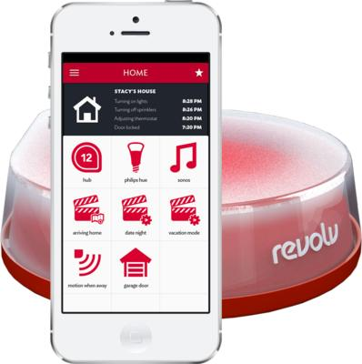 Revolv home automation hub hits preorder: Controls Sonos, Hue, more