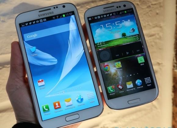 Samsung Galaxy Note III to see budget edition while 2014 holds full metal jacket