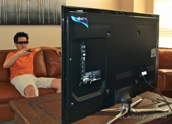 Samsung Smart TV a spy in the living room as webcam hack revealed