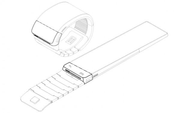 Samsung Galaxy Gear smartwatch likely lacks bendable display in Gen.1