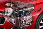 Chevy 2014 Malibu becomes first US midsize sedan with stop/start technology standard