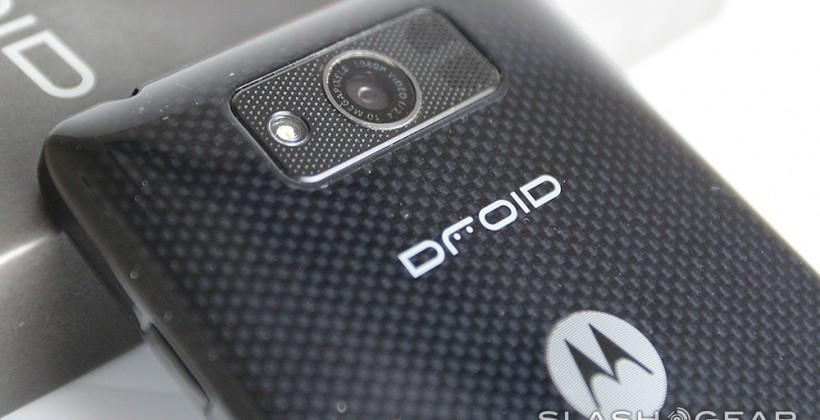 DROID Ultra unboxing and hands-on