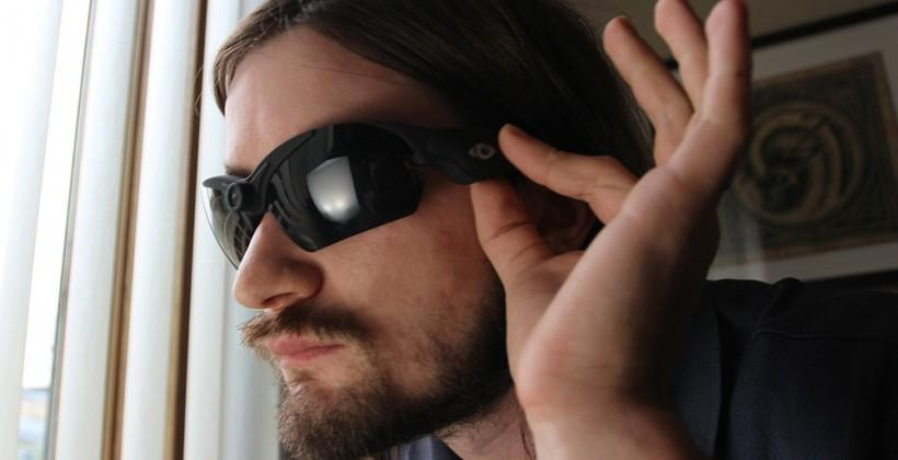 Cyclops Gear CGLife 2 Video Glasses Hands-on