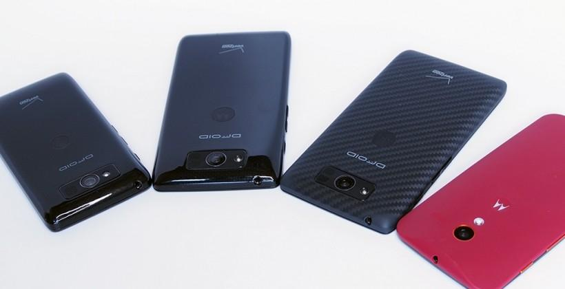 Verizon Moto X available online first: in-store in coming weeks