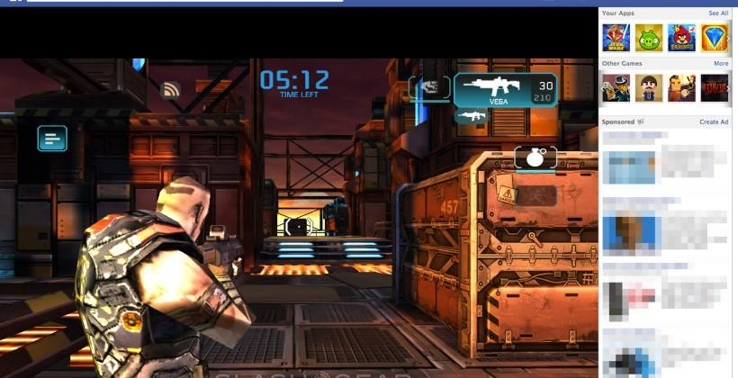 Facebook Unity SDK brings high-powered gaming to the social network