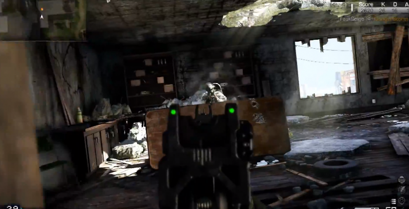 Call of Duty: Ghosts Multiplayer binges on customization