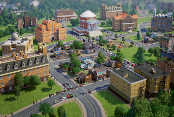 SimCity for Mac arriving later this month, hoping for a smoother launch