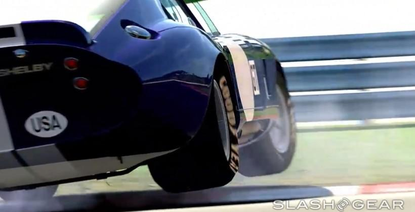 Gran Turismo 6 December 6th launch date joins car brand collection reborn