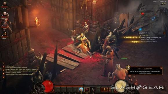 Diablo III: Reaper of Souls expansion adds new character class