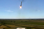 SpaceX Grasshopper aces side-tracking reusable rocket test