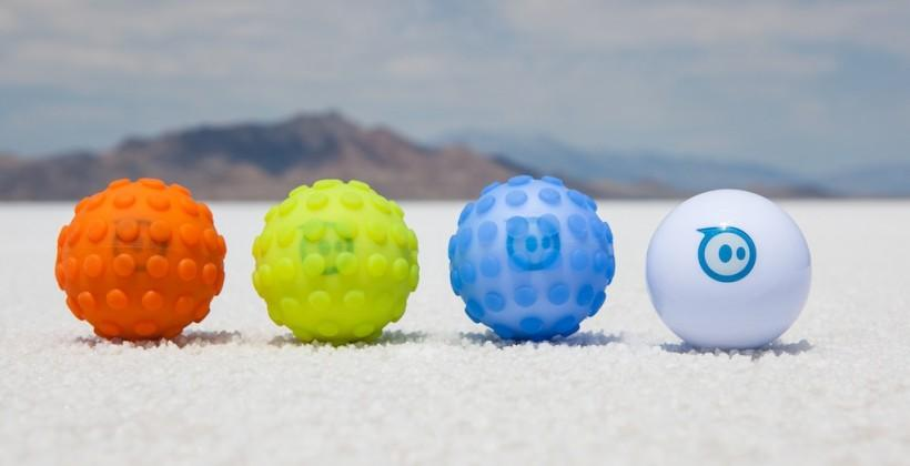 Sphero 2.0 robotic ball gets brighter, faster and more flexible