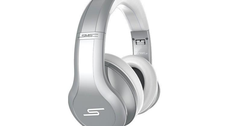 SMS Audio Street by 50 headphones arrive with active noise cancellation