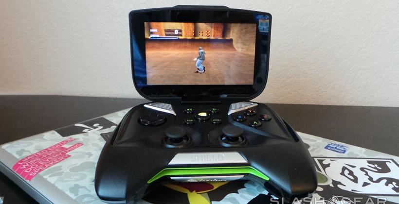 NVIDIA SHIELD hands-on with PlayStation console emulation