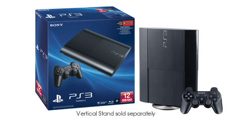 PlayStation 3 12GB edition hits USA Sony store for those who can't wait