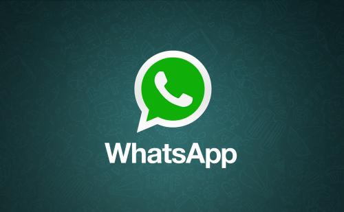WhatsApp updates with push-to-talk voice messaging
