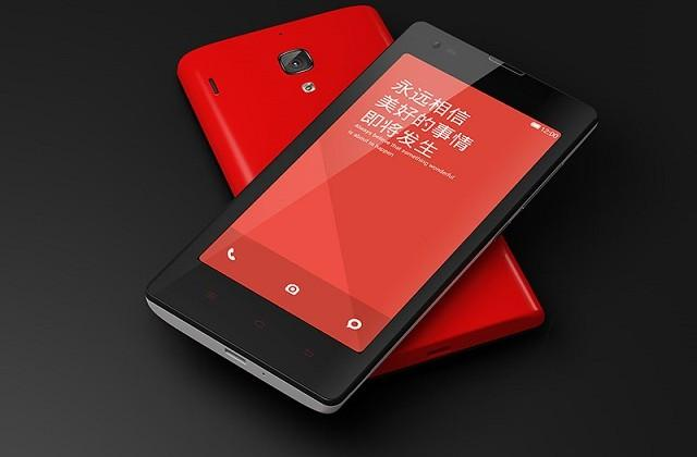 Chinese Xiaomi Red Rice smartphone has $85 BOM