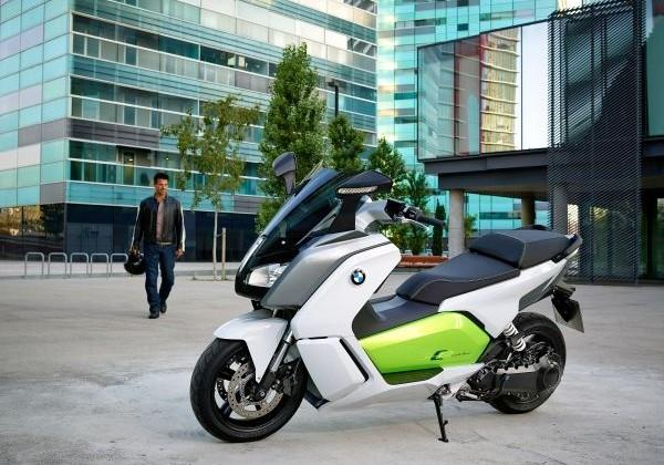"BMW C Evolution ""green"" scooter slated for 2014 launch"