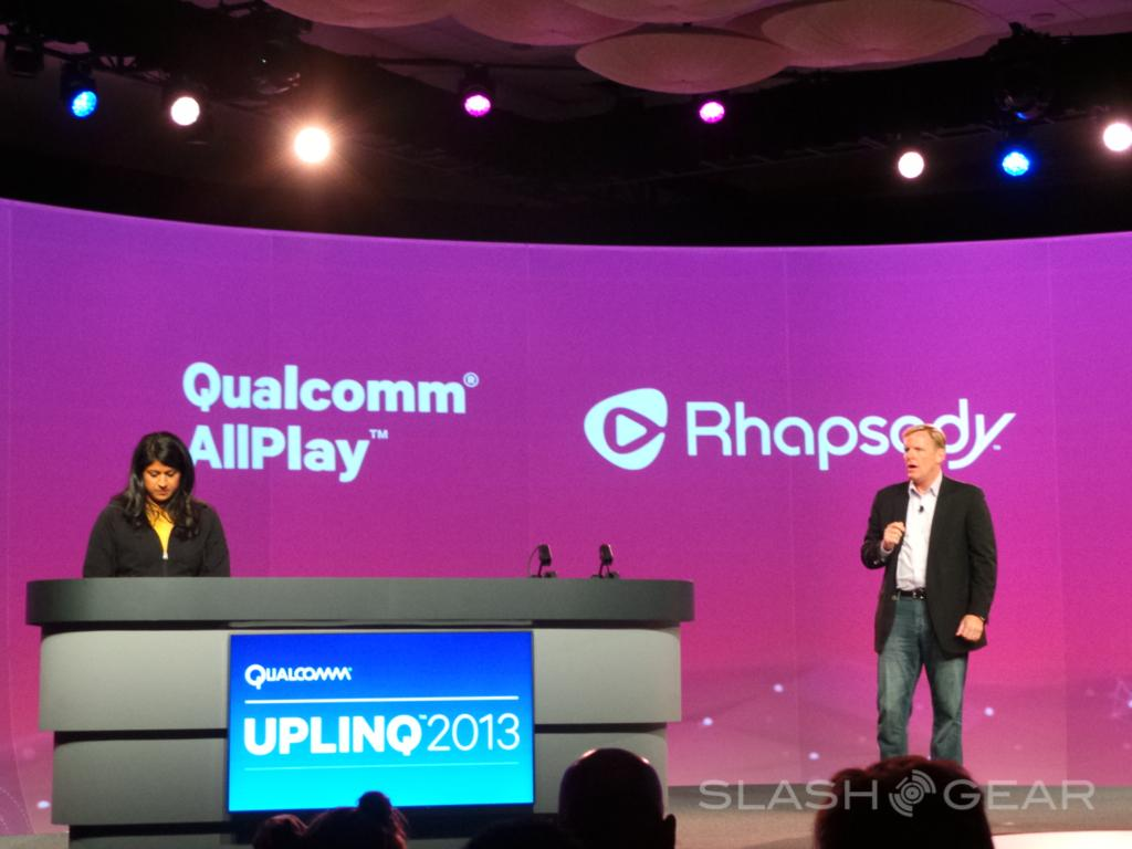 Qualcomm details AllPlay, a multi-room streaming AirPlay competitor