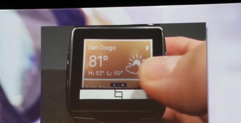 Qualcomm TOQ smartwatch revealed with Mirasol always-on display