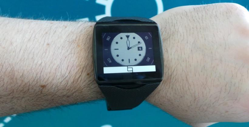 Qualcomm Toq smartwatch hands-on, lasts for days